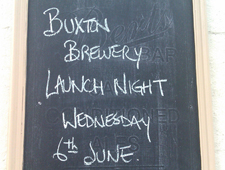 Buxton takeover the Stockbridge Tap